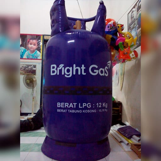 Jual Balon Botol Gas Display (7)