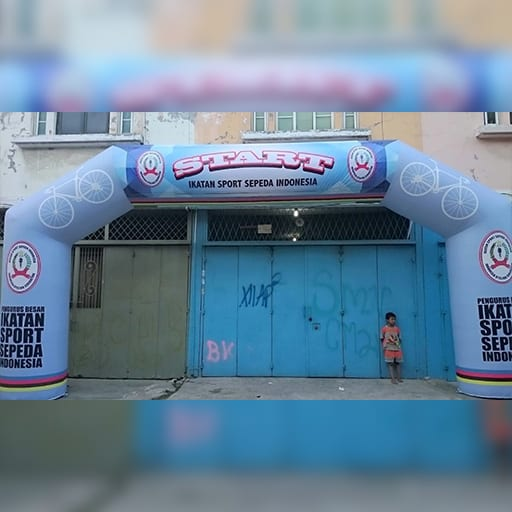 Jual Balon Gate Produksi Pabrik No.1 3