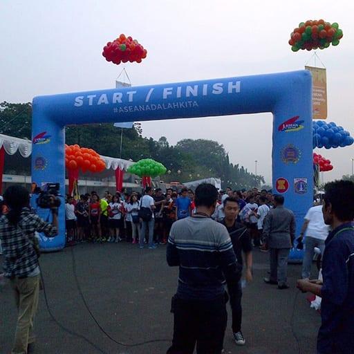 Jual Balon Gate Produksi Pabrik No.1