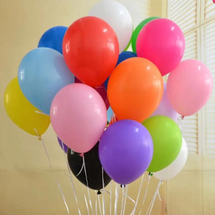 Jual Balon Latex Doff Murah Grosir (2)