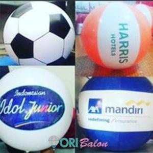 Jual Balon Pantai Balon Bulat