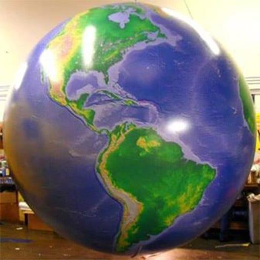 Pabrik Balon Bumi Bulat