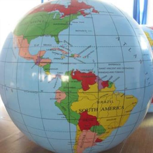 Produksi Balon Globe