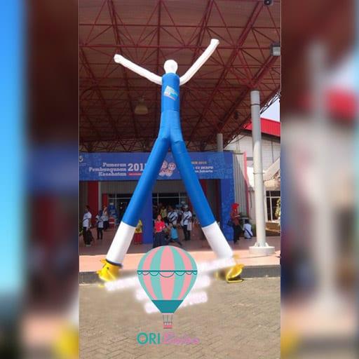 Balon Dancer PRJ Jakarta