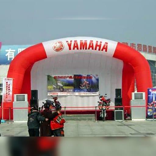 Balon Tenda Yamaha