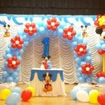 Dekorasi Balon Ulang Tahun Anak