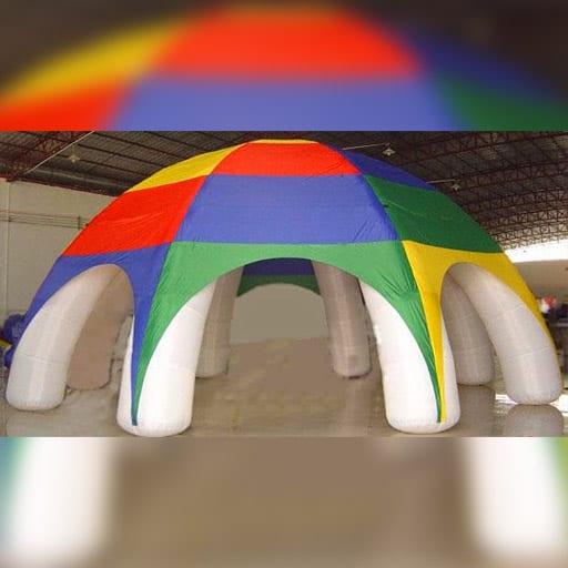 Produksi dan Jual Balon Tenda